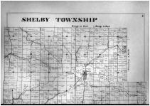 Shelby Township, New Marion - Above, Ripley County 1900