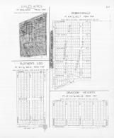 Page 347 - Penn Township - Sec 3, 6, 7, 22, Coyle's Acres, Robbinsdale, Dragoon Heights, St. Joseph 1945c