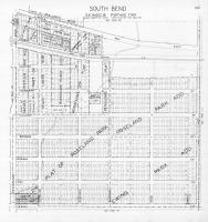 Page 145 - South Bend - Sec 18, Roseland Park Add., Ewing Park Add., Henry Leer's Sub., Bungalow Place Sub., St. Joseph 1945c