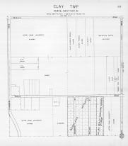 Page 335 - Clay Township - Sec 31, Woodland Heights, St. Joseph 1945c