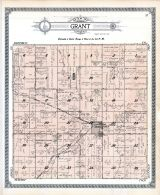 Grant Township, Jamestown, Cloud County 1917