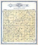 Oakland Township, Cloud County 1917