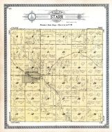 Starr Township, Miltonvale, Cloud County 1917