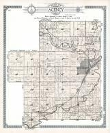 Agency Township, Quenemo, Lomax, Maxson, Osage County 1918