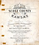 Title Page, Scott County 1910