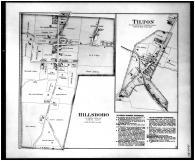 Hillsboro, Tilton, Bath and Fleming Counties 1884