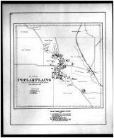 Poplar Plains, Bath and Fleming Counties 1884
