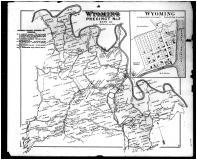 Wyoming - Precinct No. 2, Pittsburgh, Bath and Fleming Counties 1884