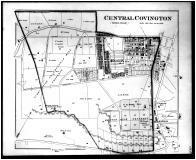 Central Covington, Boone - Kenton - Campbell Counties 1883
