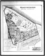 West Covington, Boone - Kenton - Campbell Counties 1883