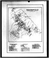Brooksville, Braken and Pendleton Counties 1884