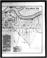 Falmouth, Butler - Right, Braken and Pendleton Counties 1884