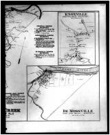 Grassy Creek - Precinct No. 5, Knoxville, De Mossville, Gardenersville - Right, Braken and Pendleton Counties 1884
