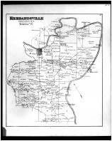 Hebbardsville Precinct No. 6, Bluff City, Masons Ferry, Curdsville, Henderson and Union Counties 1880