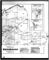 Henderson Precinct No. 5 North, Robards Station, Zion, Geneva Right, Henderson and Union Counties 1880