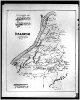 Raleigh Precinct No. 3, Spring Grove, Blackburn, Henderson and Union Counties 1880