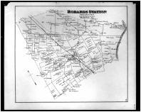 Robards Station Precinct No. 9, Rangers Landing, Busbys Sta., Robards Station, Henderson and Union Counties 1880