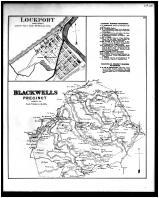 Blackwells Precinct, Lockport, Adamsville, Henry and Shelby Counties 1882