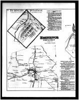 Eminence Precinct, Turners Station, Belleview, Eminence Left, Henry and Shelby Counties 1882