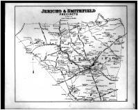 Jericho and Smithfield Precincts, Hendrensville, Henry and Shelby Counties 1882