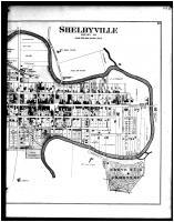 Shelbyville 1 Right, Henry and Shelby Counties 1882
