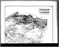 Covington and La Grange Precincts, Centerfield, Ballardsville, Buckners Sta. Above, Jefferson and Oldham Counties 1879