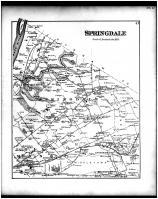 Springdale Precinct, Harrods Creek, Worthington, Middletown, Anchorage, Woodlawn, Jefferson and Oldham Counties 1879