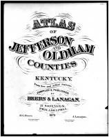 Title Page, Jefferson and Oldham Counties 1879