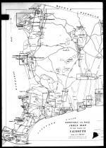 Index Map and Plate 009 Left - Falmouth, Quisset, Davisville, Barnstable County 1910