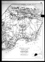 Index Map and Plate 021 Right - Barnstable, Barnstable County 1910