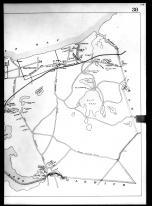 Index Map and Plate 038 Right - Brewster, Barnstable County 1910