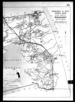 Index Map and Plate 044 Right - Wellfleet, Barnstable County 1910