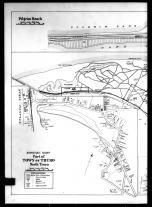 Index Map and Plate 046 Left - Truro, Pilgrim Beach, North Truro, Barnstable County 1910