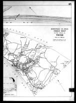 Index Map and Plate 046 Right - Truro, Pilgrim Beach, Barnstable County 1910