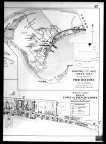 Index Map and Plate 047 Right - Provincetown, Barnstable County 1910