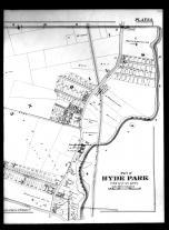 Plate 006 Right - Hyde Park , Norfolk County 1888