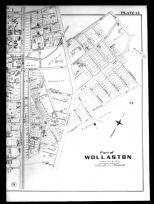 Plate 015 Right - Wollaston, Norfolk County 1888