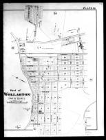 Plate 016 Right - Quincy Point and Wollaston, Norfolk County 1888
