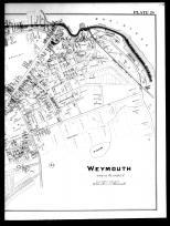 Plate 024 Right - Weymouth, Norfolk County 1888