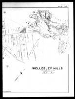 Plate 035 Right - Wellesley Hills, Norfolk County 1888