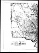 Plate 002 - Baltimore City Left