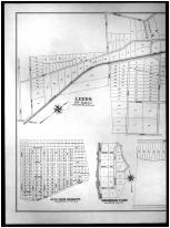 Plate 010 - Leeds, Alta View Heights, Sherwood Park, Mellinee, Morrell Park Left, Baltimore County 1898
