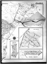 Plate 007 - 1st and 2nd Districts, Irvington, Athol Heights, Holder Park, Ten Hills, Rognel Heights Right, Baltimore County 1915