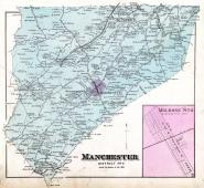 Manchester Township, Melrose, Germantown,, Carroll County 1877