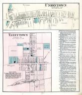 Uniontown, Taneytown, Carroll County 1877