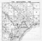 Alpena Township 2, Mud Lake, Thunder Bay, Alpena County 1940c