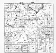 Long Rapids Township 2, Green Township, Wilson Township, Flanders, Hobson, Emerson, Lachine, Alpena County 1940c