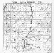 Ossineke Township 3, Hubbard Lake, Alpena County 1940c