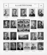 Nevins, Stafford, Farr, Barnum, Green, Tyden, Mohler, Lee, Potter, Crook, Swift, Bishop, Barry County 1913