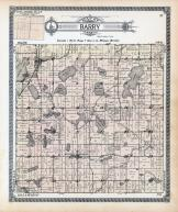 Barry Township, Delton, Hickory Corners, Woodlawn, Barry County 1913